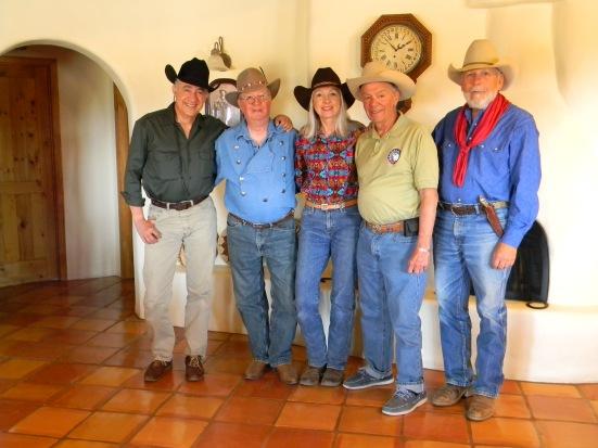 Cowboys at Concho Hills